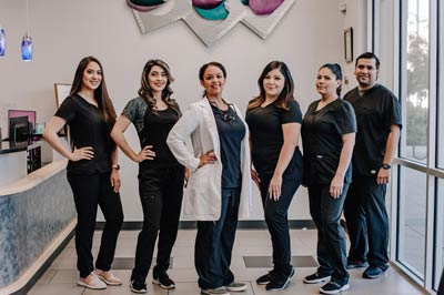 Come meet our friendly and professional dental staff at our Northeast El Paso, TX Dentist office.